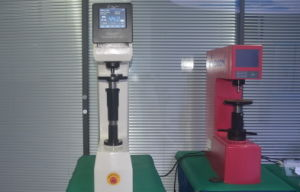 Motorized Lifting System Full Automatic Digital Rockwell Hardness Tester pictures & photos