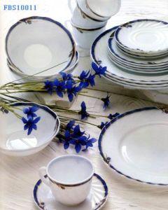 Opal Glass Dinnerware 20PCS Set (FS10004)