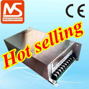 CE 500W AC DC Switching Power Supply 500W (s-500-12) 12V 13.5V 24V 27V 48V