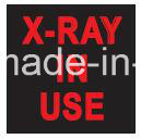 LED Techno-Aide X-ray in Use AVB Method Warning Light pictures & photos