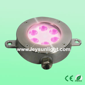 Color Changing IP68 High Power LED Fountain Waterproof Light