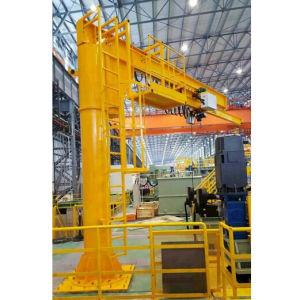 Kixio 1-10 Ton Jib Crane with Electric Chain Hoist pictures & photos