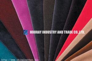 Flocking Garment Leather (HK-NQ)