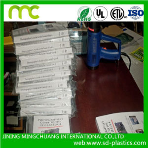 Transparent Polyolefin (POF) Heat Shrink Film for Package pictures & photos