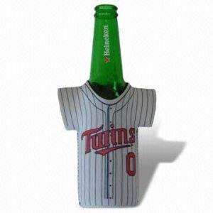 Neoprene T-Shirt Bottle Cooler (Ss-0198)