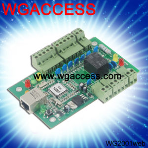 Web Stand Alone Access Controller (WG2001. WEB)