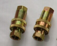 Close Type Hydraulic Quick Coupling pictures & photos
