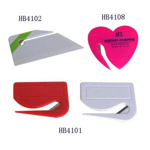 Plastic Letter Opener (HB4101, HB4102, HB4108)