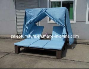 Wicker Garden Patio Rattan Outdoor Lounge Set (PAL-089)