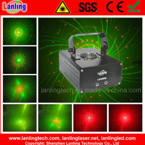 8 Gobo Christmas Party Twinkling Disco DJ Club Light Laser pictures & photos