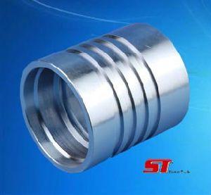 Carbon Steel Hydraulics Hose Ferrule