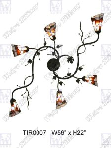 Tiffany Ceiling Lamp (TIR0007)