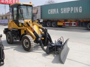 Snow Blade Front Loader Zl12f pictures & photos