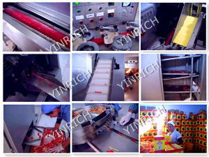 Die-Formed Ball-Type Lollipop Producing Line (DF200) pictures & photos