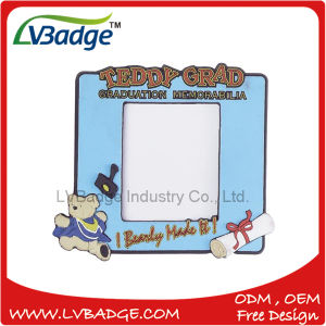 Hot Quality Teddy Grad PVC Photo Frame pictures & photos