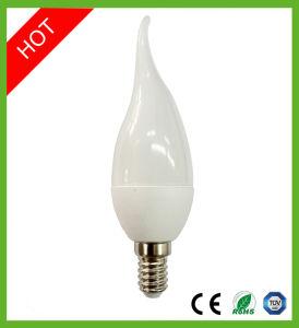 Bombilla LED E14 Vela 3W Candle Light pictures & photos