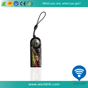 Best Selling ISO14443A FM08 NFC Tag RFID Smart Epoxy Card pictures & photos
