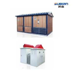 Zbw-12 Series Switchgear Smart Integrated Prefabricated Transformer Substations pictures & photos