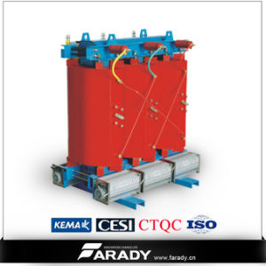 Low Loss Three Phase Resin-Cast Dry Type Power Transformer 100kVA pictures & photos