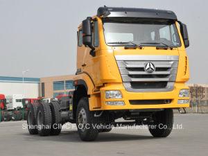 Sinotruk Hohan J5g J7b 6*4 Dumping Truck