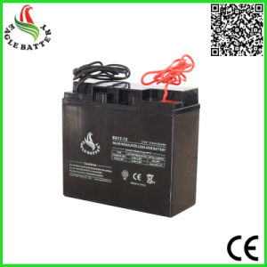 12V 120ah AGM Maintenance Free Solar Battery pictures & photos
