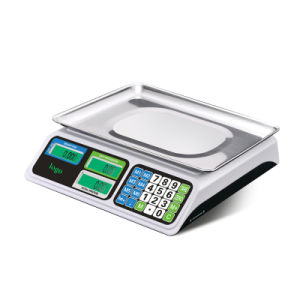 Boutique Digital Electronic Price Computing Scale (DH-686) pictures & photos