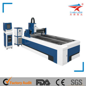YAG Small Scale Laser Cutting Machine for 6mm Metal Cutting pictures & photos
