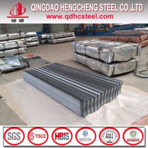 Z100 Metal Profile Galvanized Zinc Corrugated Roofing Sheet pictures & photos