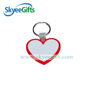 Cheap Promotion 3D Soft PVC Keychain pictures & photos
