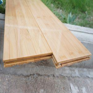 Easy Installation Matt Surface Natural Solid Bamboo Flooring