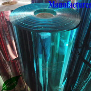 Metallic PVC Film Metalized PVC Film pictures & photos