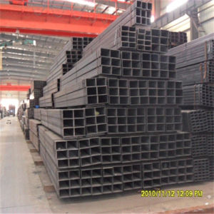 ERW Steel Pipe for Fluid Transportation or Structure pictures & photos