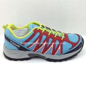 New Style Fashion Unisex Sneaker Climbing Shoes Hiking Shoes (ws16126-4) pictures & photos
