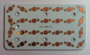 Single Sided Aluminum PCB for Street Light pictures & photos