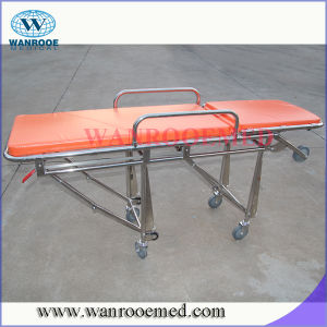 High Qulaity Ea-3e Stainless Steel Ambulance Stretcher pictures & photos