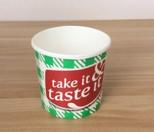 Hot Selling Custom Printed Design Ice Cream Paper Cup, Paper Ice Cream Cups pictures & photos