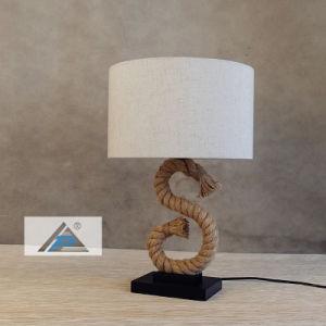 Unique Rope Deisign Table Lamp for Deco (C5008262-3) pictures & photos