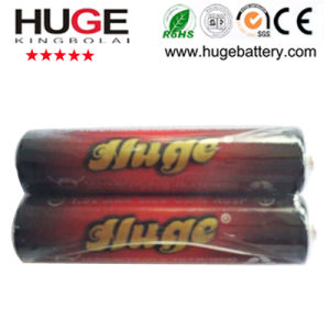 1.5V AAA sieze carbon zinc battery R03 pictures & photos