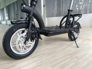 "2016 12"" Wheel 36V Lithium 300W Electric Scooter for Sale pictures & photos"