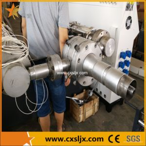 HDPE/PP/PVC Double Wall Corrugated Pipe Extrusion Line Ce Certificate pictures & photos
