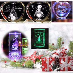 2015 Economic Price, Cosmetic Crystal Gift, 3D Laser Inner/Subsurface Engraving Machine pictures & photos