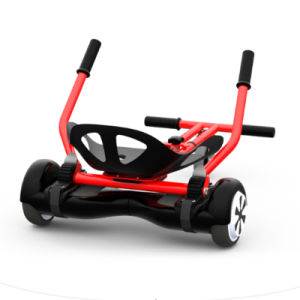 2016 Newest Kids Pedal Drift Tricycle Handle Go Cart Hoverboard Bracket pictures & photos
