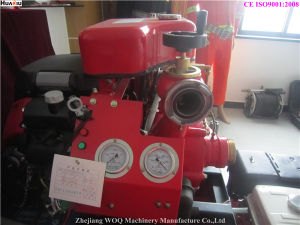 27HP High Head Portable Fire Pump with Twin-Stage pictures & photos