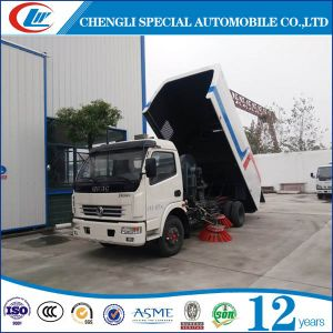 Dongfeng 4X2 Road Sweeper Suction Truck 16ton Road Sweeper Truck pictures & photos