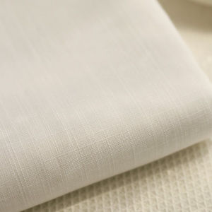 Bamboo Joints Cotton Fabric for Clothing Bamboo Joint Linen pictures & photos