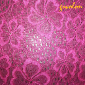 Cotton Fabric/Polyester Fabric/Lace Fabric pictures & photos