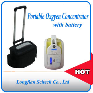 Battery Oxygen Concentrator for Traveling pictures & photos