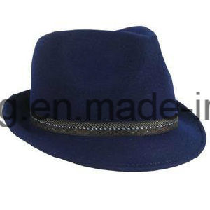 Wholesale Gentleman Fedora Hat, Sports Baseball Cap pictures & photos