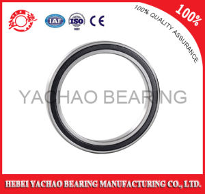 Gcr15 Chrome Steel Deep Groove Ball Bearing (61911 ZZ RS OPEN) pictures & photos