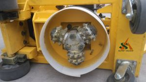 High Quality Hot-Melted Road Waste Line Remover pictures & photos